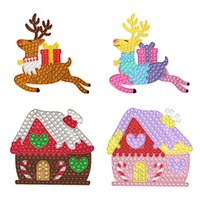 Fidget Brinquedos Halloween Caixa de Presente Colorido Caixa de Natal Elk Chapéu Chapéu Meias Empurrar Bolha Crianças Presentes de Férias Unicórnio Unicórnio Fitgets Surpresa de Brinquedo de Dedo Atacado XZ