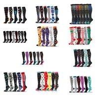 Compression Stockings Socks 3 5 6 7 8 pairs per set Unisex Sports Socks Lot Prevent Varicose Veins Nurse Socks Compressionk81