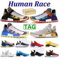 NMD سباق الإنسان الاحذية HU PRRELL حزمة الشمسية الأحمر البرتقالي الصين سعيد القرمزي الأبيض الزمرد الأنواع السوداء الرجال النساء أحذية رياضية