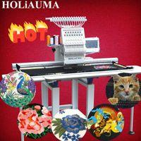 Tools# Customized HOLiAUMA Single Head 1501L Computerized Embroidery Machine With Spare Parts Price