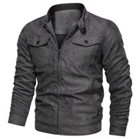 Мужские куртки тактические мужские куртки стоящие воротник большие военные мужчины уличная одежда мода теплый 2021 Casacos Masculino одежда JJ60JK
