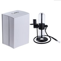 4 팔 트리 퍼크 유리 봉광 어두운 자외선 물 담뱃대 9.4 인치 Heady Water Pipe Bongs DAB 오일 장비 확산 된 다운 시스템 왁스 장비 GID01
