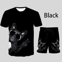 Men Tracksuit Summer Two Pieces Set T-Shirts And Shorts Pant Suits Short Sleeve Shirt Male Clothing Casual Outfits S-4Xl