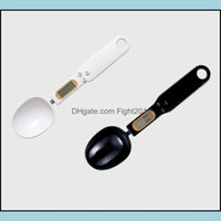 Kitchen, Dining Bar Home & Garden Ship Tools 500G 0.1G Measure Spoon Capacity Coffee Tea Digital Electronic Scale Kitchen Weighting Device M