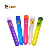 HoneyPUFT plastica acrilico king size tubo doposcopica 135 mm flaconcino impermeabile ermetico odore a prova di odore cigaretta solido contenitore di sigillatura