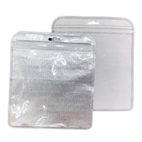 Maschera Imballaggio Sacchetto trasparente sacchetto di plastica sigillato per la memorizzazione Maschera Spuntini Cosmetici sacchetto sigillato 50pcs sacco A03 /