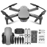 Mini Global Drohne 4k Kamera Vehicle99 H702 E88 Falten FOLDING FOLGENHEITEN HD Aerial Fotografie UAV Vierachse Fernbedienung Flugzeug DroneFoldab