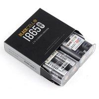 Batería negra de alta calidad 40A 18650 Batería 3100mAh IMR 3.7V 3100 40A 18650 Baterías recargables Baterías de litio Cell