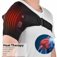 ذراع تدفئة الملحقات الرياضية السلامة للتعديل ساخنة الكتف التفاف التدفئة وسادة دعم الكتف دعم هدف / العلاج البارد 1