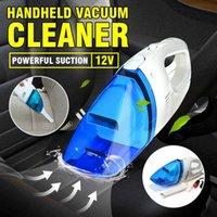 Очиститель автомобиля портативный вакуумный легкий большой мощный мокрый и сухой двойной используют супер всасывание 60 Вт вакуумальный очиститель 12 В