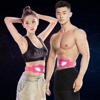 البطن التخسيس abs الإلكترونية مشجعا العضلات التنغيم الخصر مدرب فقدان الوزن الدهون تدليك الجسم قابل للتعديل بو حزام اختيار