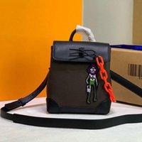 Mode Tasche Designer Rucksack Hohe Qualität Luxus Handtaschen Berühmte Crossbody Original Rindsle Echtes Leder Umhängetaschen 50991