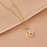 Rotatable Windmill Necklace, Ring and Earring Set for Women with a Versatile Design Clavicle Chain Will Rotate a Small Win dmill Pendant
