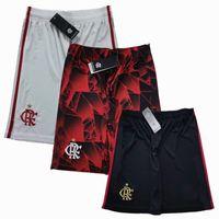 2021 2022 Flamengo Soccer Shorts Diego Home Away 3rd 20 21 22 كرة القدم التدريب الرياضي السراويل S-2XL