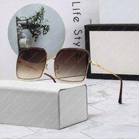 Kadınlar için Güneş Gözlüğü Erkek Tasarımcılar Güneş Gözlüğü Moda Gözlük Buffalo Boynuz Gözlük UV Geçirmez Yüksek Kalite Toptan Fiyat 20110701L