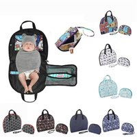 Diaper Bags Multi-function Baby Insulation Pad Bag Mummy Waterproof Convenient Infant Maternal And Child Supplies