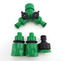 1 stücke Garten Wasserhahn Bewässerung tropft Schnellkupplung Werkzeuge 4/7mm 8 / 11mm Schlauch Barrett 4/7 Anschlüsse Bewässerungsgeräte