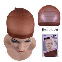 Saç Mesh Peruk Kap Saç Ağları Dome Peruk Kap Gerilebilir Elastik Ücretsiz Boyutu Peruk Net