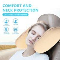Auto Schlafende Artefaktkissen Nackensitz Kind Gebärmutterhals Rücken Seitige U-förmige Kissen