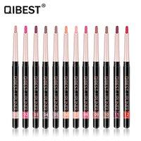 Lip Pencils Matte Waterproof Fog Surface Lipstick Pen Charming Stereo Liner Pencil Natural Long Lasting Tool TSLM1