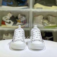 Dior shoes 2021 Classic Luxe Sneakers High-Top Inwith Diseño de Moda Classic Oblique Imprenta Logos Hombres Zapatos de Skate Shoes Size 35-46