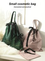 Storage Bags Drawstring Pouch Bag Hair Dryer Sacks Wedding Souvenir Great Pockets For Gifts Jewelry Makeup Accessories