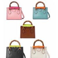 2021 أعلى جودة حقيبة ديانا المرأة حمل crossbody مصمم فاخرة الأزياء التسوق محفظة بطاقة جيوب حقائب اليد حقائب الكتف