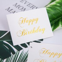 Personalized Fashion Paper Invitation Card Babyshower Birthday Party Wedding for Thanks Guests Gifts Favors NHA5274
