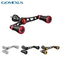 Gomexus Spinning Double Reel 98mm For Shimano Stradic FL Vanford Vanquish CNC Machining Tuning Handle