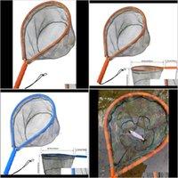 Asessories Sports Outdoors Drop Доставка 2021 Aventik Плавающие камуфляж Резиновое покрытие Посадка Уэйд Рыболовный серфинг Рыба Свежая соленая вода EVA