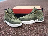 높은 품질의 jumpman 12 12s cp3 농구 디자이너 신발 luxurys 디자이너 스 니 커 즈 크기 40--47.5 상자 상자
