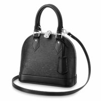 "WOMENS BRAND BAG LOUIS""VITTON DESIGNER Shoulder 2021 Style EPIES Leather Genuine 25cm ALMA Top Quality Real BB New 7Pn9 Purse Wome Rwnr"