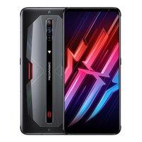 "Original Nubia Red Magic 6 Pro 5G Handy Gaming 12 GB RAM 256GB ROM Snapdragon 888 64MP Android 6.8 ""Am gelöster Vollbild-Fingerabdruck ID 4500mAh Smart-Handy"