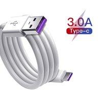 Câbles de téléphone portable Câble de charge rapide pour Xiaomi MI 10 9 Lite Pro Pocophone F2 x2 1.5m USB Type C Synchronisation de données REDMI 10X K30 8A 5G