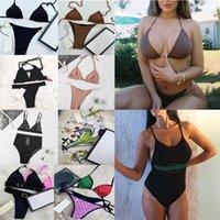 Ropa interior de moda Diseñadores de traje de baño Bikini para mujer Traje de baño Traje de baño Sexy verano Bikinis Womans Ropa 39