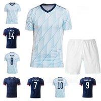 스코틀랜드 축구 유니폼 2022 2021 홈 멀리 로버트슨 프레이저 축구 셔츠 Naismith McGregor Christie Forrest McGinn Men + Kids Kit