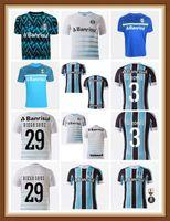 21 22 Grêmio Paulista Futebol Jerseys 2021 2022 Gilchmei Top Johnath Miller Luan Marlone Camisa Adulto Men + Mulheres