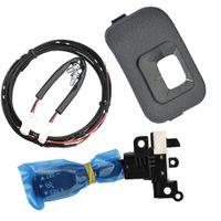 45186-02150-C0 غطاء التبديل التحكم في التطواف لتويوتا RAV4 مع Drak Gray Corolla 2007-2012 عجلة القيادة