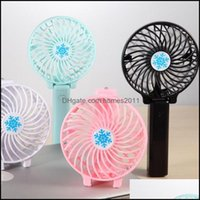 Event Festive Party Supplies Home & Gardenparty Favor Rechargeable Fan Air Cooler Mini Operated Hand Held Desk Pocket Usb Portable Office Fa