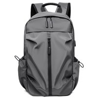 Men's Backpack Business Casual Computer Bag Usb Charging Travel Student Foreign Trade