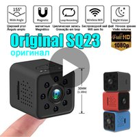 SQ23 SQ 23 SMART 1080P HD Night Vision Petite Secret Micro Mini Caméra Vidéo Cam IP WiFi Wi-Fi WiF Fi Corps DV Tiny Microchamber