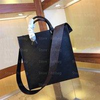 Sac plat pm carryall bag epi cuoio cuoio cuoio cereale corpo A4 per laptop borsa da ufficio borse da ufficio borse designer da donna borse borse M58658