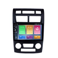9 inch car dvd multimedia android stereo radio for KIA Sportage 2007-2017 Auto A C with USB WIFI support SWC 1080P