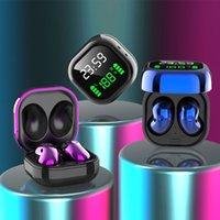 TWS Wireless Earbuds S6 Plus Wygodne Mini Przycisk Bluetooth Słuchawki douszne słuchawki HIFI Połączenie dźwiękowe Earpieces 9D Sport Zestaw słuchawkowy Wyczyść połączenia