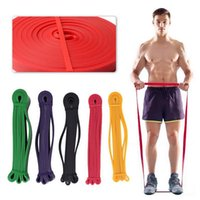 Fitness Pull Up Assist-Bands Gummibänder Heavy Duty Resistance Band Yoga-Training Sporttraining Elastic Loop Expander