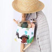 Beautiful Tribal Group Mur Suspension murale Sac de rangement cosmétique Panier de rangement simple Panier de penderie Sous-vêtements Soutien-gorge Sans sacs Boîtes Bacs