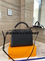 Mode Capucins Umhängetasche Vintage Hohe Qualität Cowhide Classic Moderne Handtasche