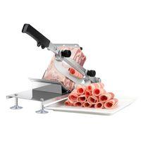 Traitement de la viande Traitement des aliments Trancheuse Tranches Machine à découper automatique Livraison automatique Bœuf gelé et mouton facile