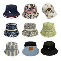 Luxurys Classic Secchi Cappello Designer di alta Qualità Benna Cappelli da uomo e da donna Summer Sole Shading Regolabile Viaggio 8 Colori opzionali