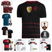 2021 Flamengo Outubro Rosa Futbol Formaları Camisetas De Futbol Gabriel B. Diego 20 21 Pedro Gerson Pembe Erkekler Çocuklar Futbol Gömlek